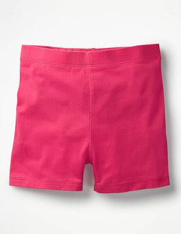 Mid Pink Jersey Shorts
