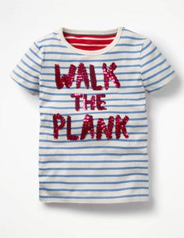 Hotchpotch Walk the Plank Stripe and Shine T-shirt