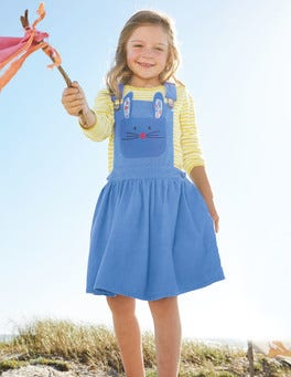 Overall Pinafore Dress