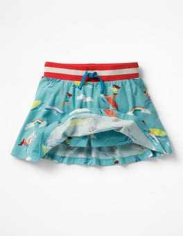 Mini Surfer Girl Jersey Skort