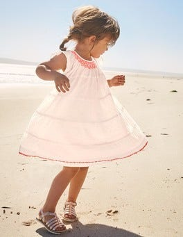Twirly Smock Dress