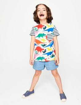 Colourful Hotchpotch T-shirt