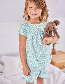 Ruffle Pyjama Set