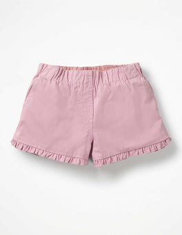 Cypher Purple Frill Detail Shorts