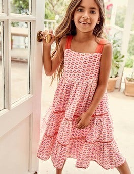 Twirly Tiered Dress