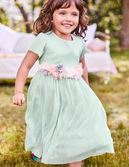 Twirly Tulle Dress
