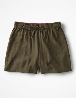 Khaki Talia Shorts