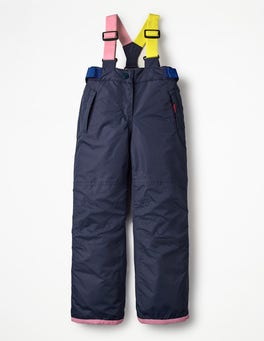 Navy All-Weather Waterproof Trouser