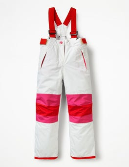 White All-Weather Waterproof Trouser