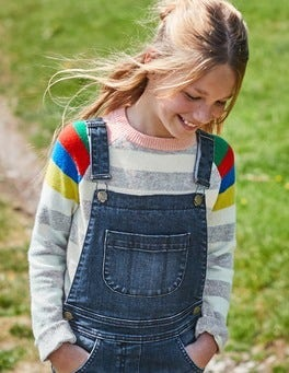 Colourful Raglan Jumper