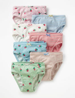 Strawberry Spot 7 Pack Pants