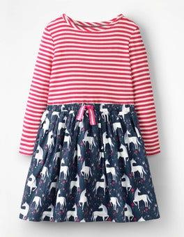 790320f994e Hotchpotch Tie-waist Dress