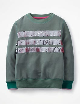 Rosemary Green Colour-change Sweatshirt