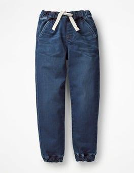 Dark Vintage/Spots Pull-on Trousers