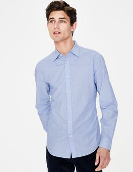 Slim Fit Poplin Shirt