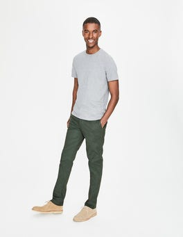 Vert Richmond Chino slim authentique