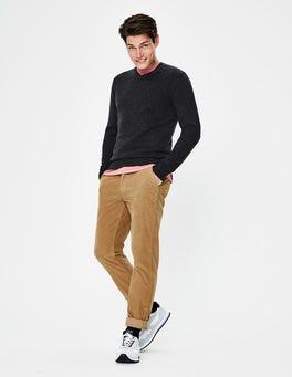 Cord-Jeans mit geradem Bein