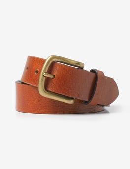 Tan British Belt