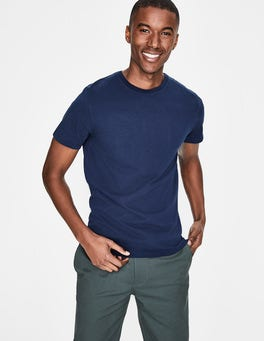 Classic Navy Washed T-shirt