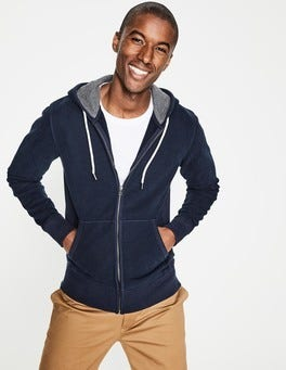 Auden Brushed Zip Hoody