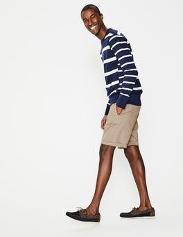 Stone Chino Shorts