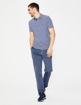 Stone Blue Lightweight Chinos