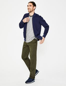 Pine Green Lightweight Chinos