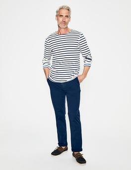 School Navy Lightweight Chinos