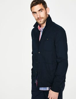 Whitworth Canvas Overshirt