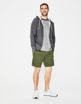 Pine Green Chino Shorts