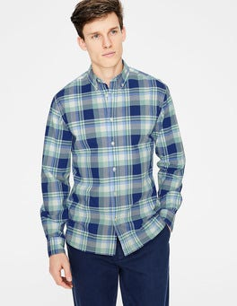 Blues Madras Madras Shirt