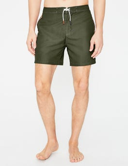 Khaki Poolside Swimshorts