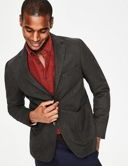 Dark Brown Sark Blazer