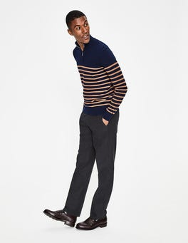 Dark Navy Havergate Pants