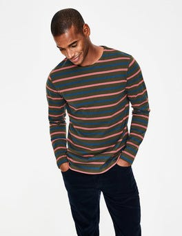 Ghillie Green Multi Stripe Chichester Mariner