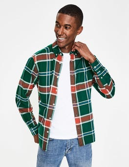 Hambleton Flannel Shirt