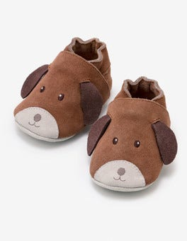 Puppy Suede Shoes