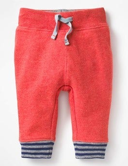 Cherry Tomato Red Essential Jersey Trousers