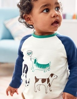 Farmyard Sketch T-shirt