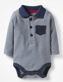 Collared Polo Body