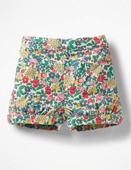 Multi Flowerbed Pretty Woven Bloomers