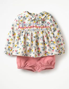 Multi Blossom Smock Woven Play Set