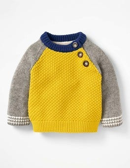 Hotchpotch Knitted Jumper