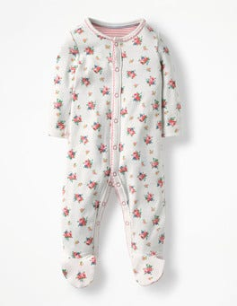 Pretty Printed Sleepsuit