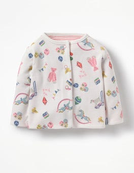 Multi Nursery Nursery Reversible Jacket