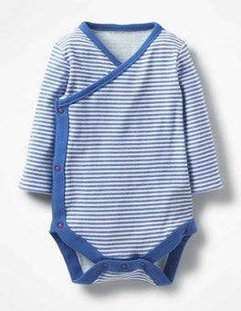 Stripy Wrap Bodysuits