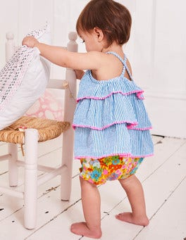 Tiered Woven Summer Play Set