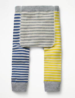 Hotchpotch Stripes Knitted Leggings