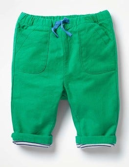 Astro Green Pull-on Pants