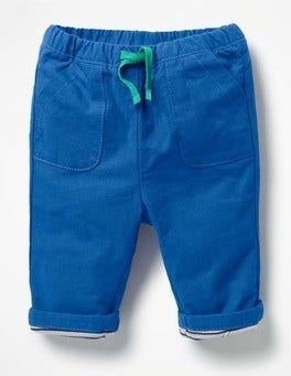 Skipper Blue Pull-on Trousers